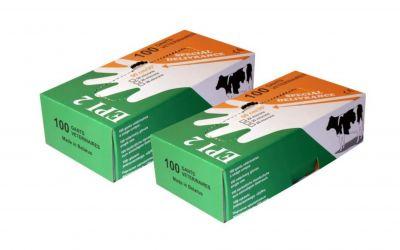 Продукция комбината Покровский - Упаковка под ветеринарные перчатки