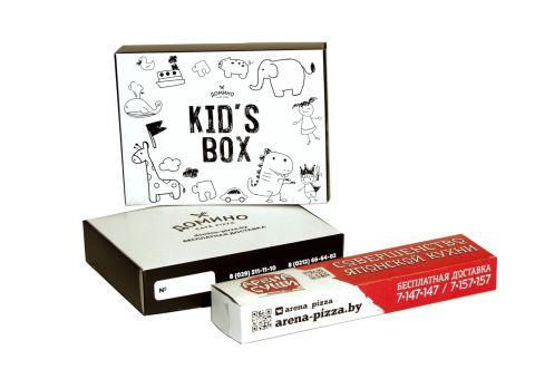 Продукция комибината Покровский - Упаковка для суши и комбинированных наборов