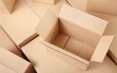 Продукция комбината Покровский - Ящики из гофрированного картона