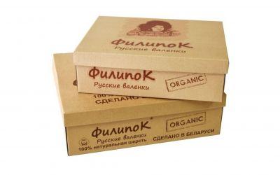 Продукция комбината Покровский - Упаковка для обуви