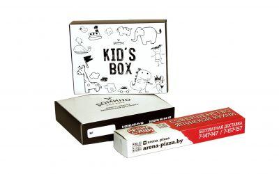 Продукция комбината Покровский - Упаковка для суши и комбинированных наборов