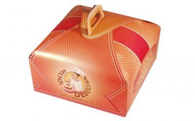Продукция комбината Покровский - Упаковка для тортов Арена