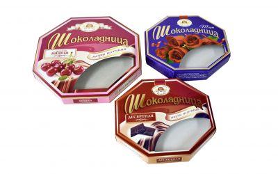 Продукция комбината Покровский - Торт Шоколадница