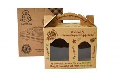 Продукция комбината Покровский - Упаковка для бытовых приборов