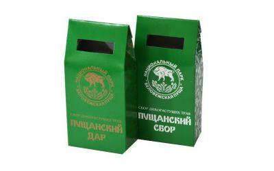 Продукция комбината Покровский - Упаковка для чая